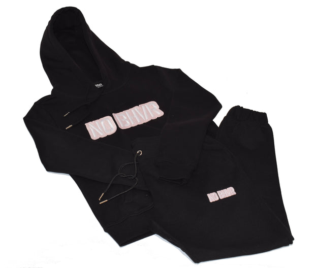 NO BHVR Coloured Bubble Logo Ladies Tracksuit