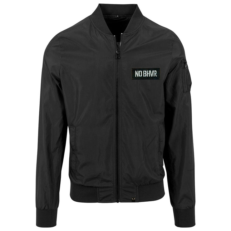 NO BHVR Badged Nylon Jacket (Mens)