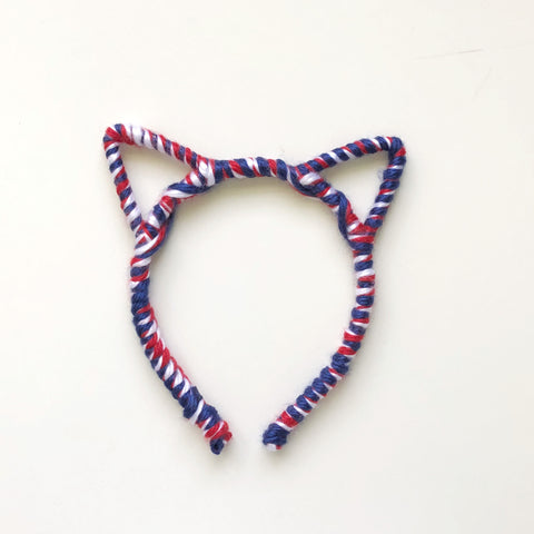 Patriotic Collection // USA Kitty
