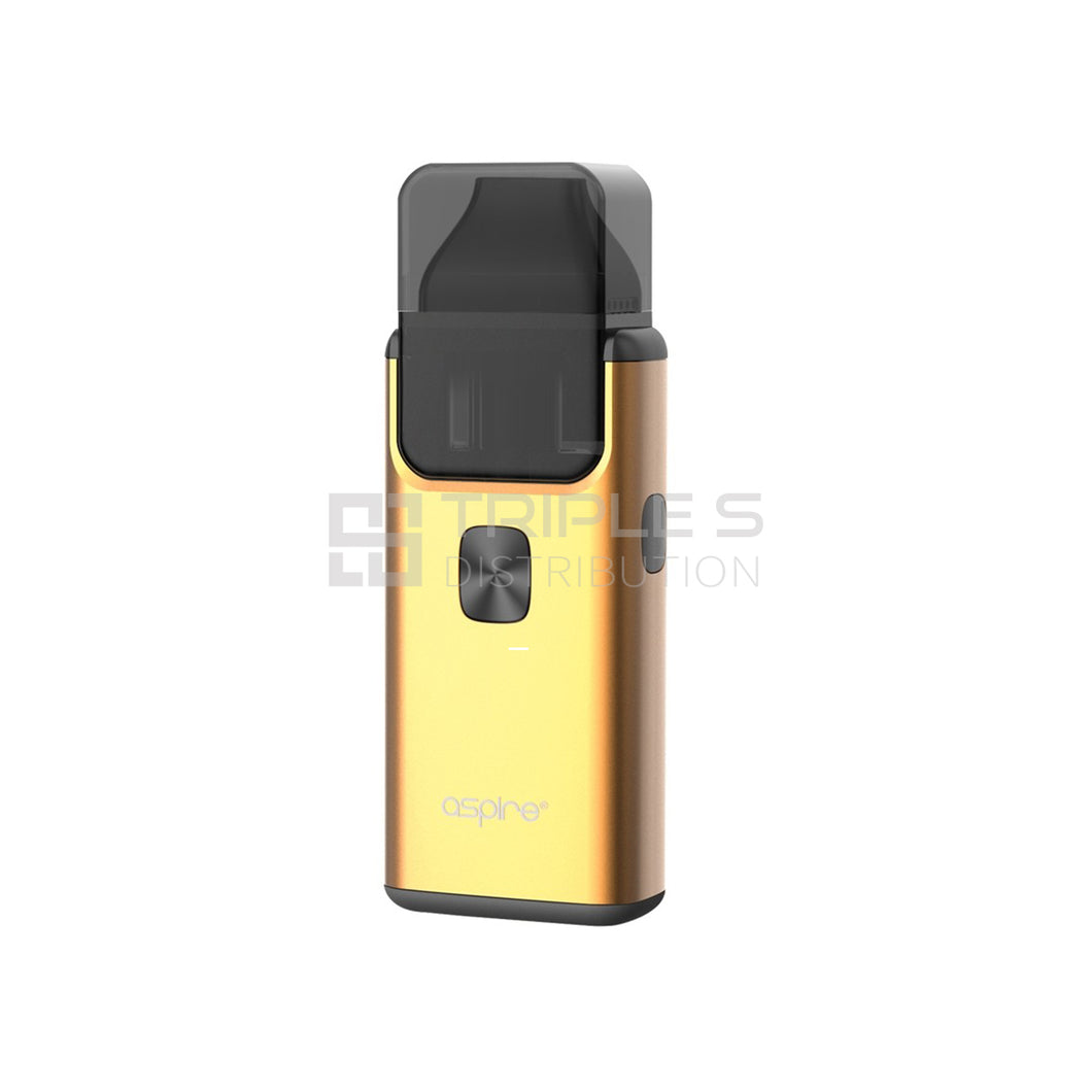 Aspire® Breeze 2 AIO Kit with 1000 mAh battery and 2 Coils