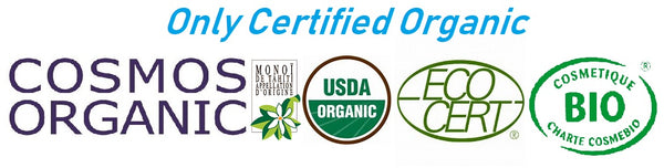 Only Certified Organic Beauty and Personal Care