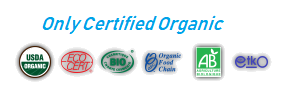 Organic certification and farming, Organic cosmetics, hair care, shampoo