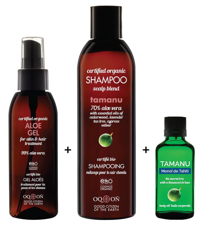 Tamanu Hair & Skin Treatment