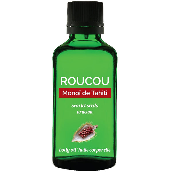 ROUCOU Monoï® Essential Oil