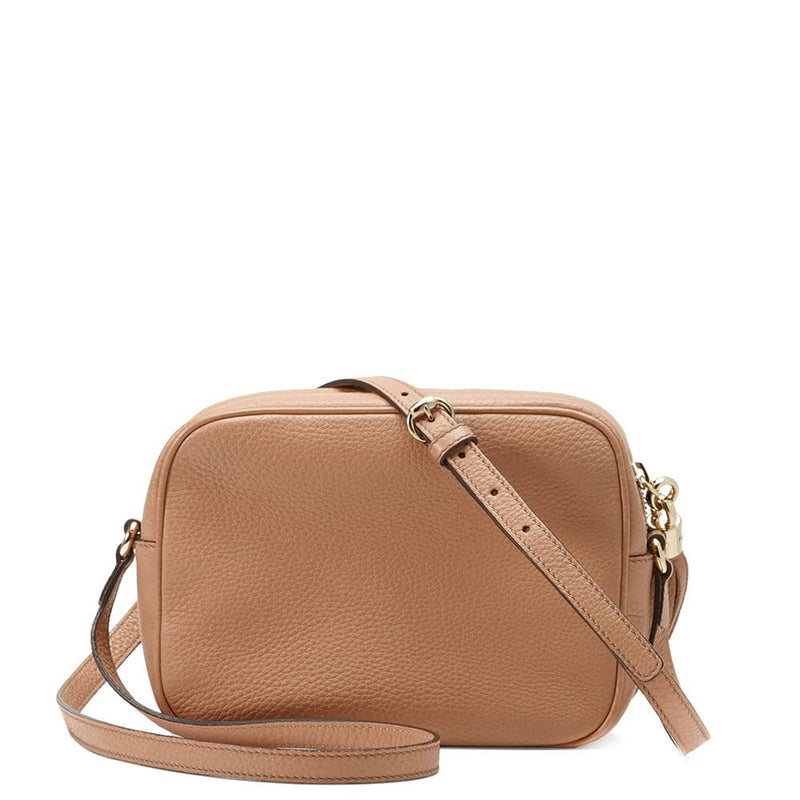d1328c98c96 Gucci Soho Disco Bag Beige – All High End