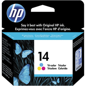 HP C5010D Colour Ink Cartridge