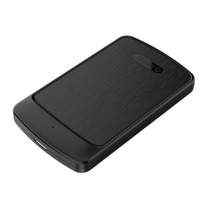Orico 2.5 5Gbps|USB3.0|Supports up to 4TB - Hard Drive Enclosure - Black