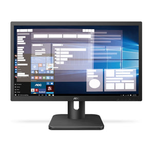 AOC 22E1H 21.5 HD TN Office Monitor - Black