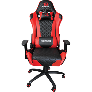 Redragon KING OF WAR Gaming Chair Black and Red