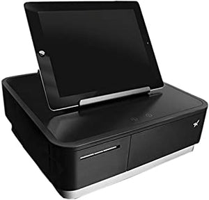 Star Mpop™ Advanced Pos Solution: Combined Bluetooth Pos Receipt Printer And Cash Drawer