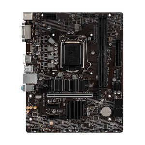 MSI B460M-A PRO Intel LGA1200 MATX Gaming Motherboard
