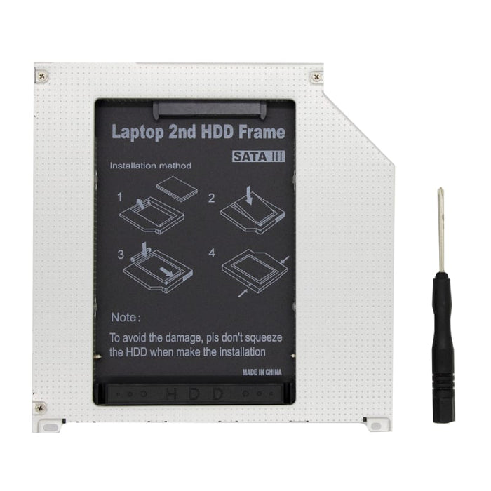 OEM 9.5mm Notebook SATA HDD|SSD Caddy