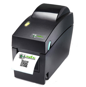 Godex/inAni DT2X Printer, 203DPI, EU,(Black), B Type