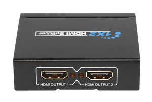 HDCVT 1x2 HDMI 1.4 Splitter supports HDCP1.4 and EDID