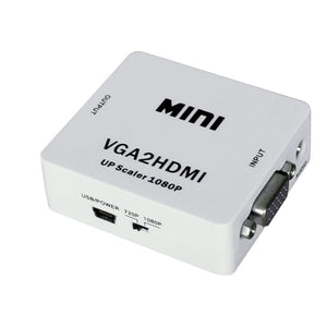 HDCVT VGA to HDMI with Audio Convertor