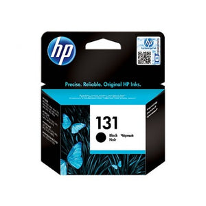 HP No 131 Black Ink Cartridge (11ml) (480pgs)