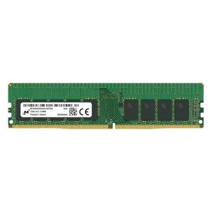 Micron 16GB DDR4 3200MHz ECC Unbuffered Dimm