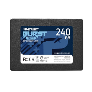 Patriot Burst Elite 240GB 2.5 SSD