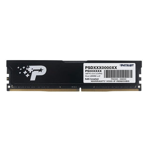 Patriot Signature Line 4GB DDR4 2666MHz Desktop Memory