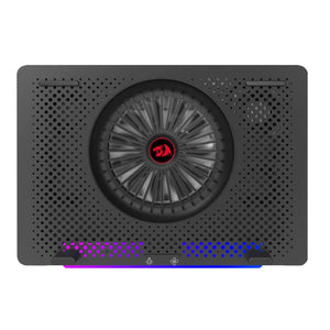 Redragon RGB Gaming Notebook Stand with Fans