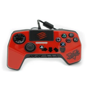 Madcatz Controller Red - PS3/PS4