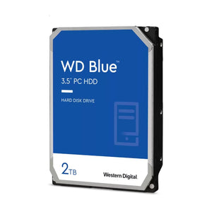WD Blue 2TB 256MB 3.5 SATA HDD
