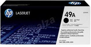 HP Q5949A BLACK TONER CARTRIDGE