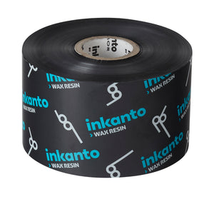 Inkanto APR6 TT Ribbon 110 X 74 Wax/Resin CSI - 25 RIBBONS