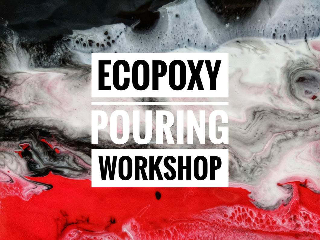 1- Day Epoxy Workshops with Cat