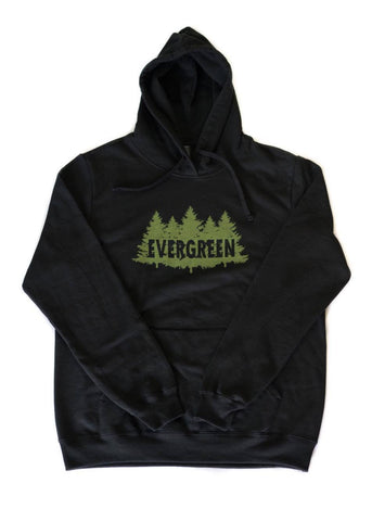 EVERGREEN Hoodie - EYE Clothing Company