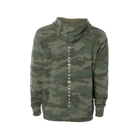 4EVERGREEN Hoodie Midweight - EYE Clothing Company