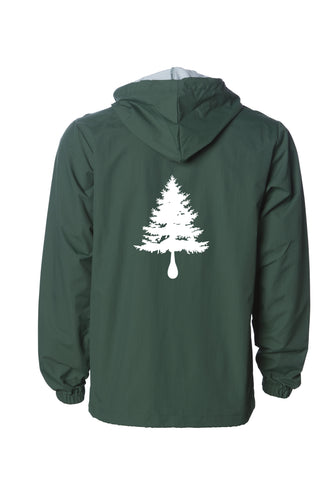 4EVERGREEN Windbreaker - EYE Clothing Company