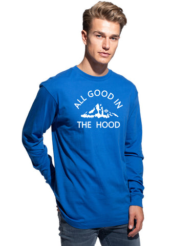 All Good In The Hood Longsleeve - EYE Clothing Company