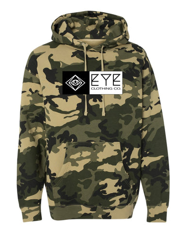 Banner Army Camo Hoodie