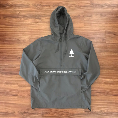 4EVERGREEN Pouch Windbreaker - EYE Clothing Company