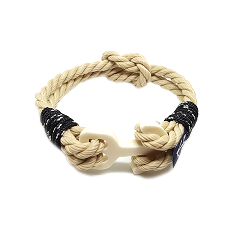 Surfer Nautical Bracelet by Bran Marion