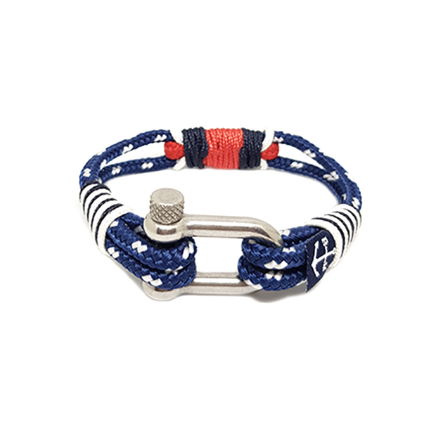 Australia Nautical Bracelet by Bran Marion