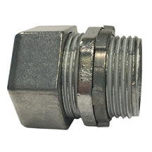 Connectors, Compression, for EMT, RIGID/IMC, Zinc