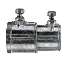 Couplings, Set Screw, EMT to RIGID/IMC Zinc