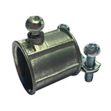 Couplings, Combination, Set Screw-Clamp, EMT to FMC & NM Cable, Zinc