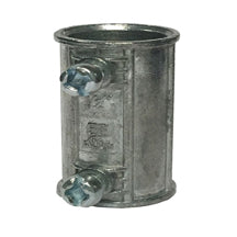 Couplings, Set Screw, EMT, Zinc Die Cast