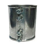 Couplings, Set Screw, for EMT, Zinc