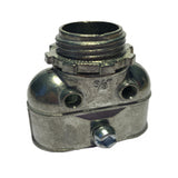 Connectors, Duplex, 1 & 2 Screw Clamp Type, for AC-MC-FMC, Zinc