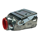 "Connectors, Duplex, Double ""Snap-In"", Insulated, Zinc Die Cast"
