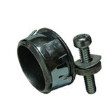 "Connectors, ""Snap-In"", Two-Screw Clamp Type, for AC-MC-FMC-NMSC, Zinc/Steel"