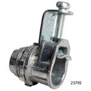 Connectors, Saddle, Non-Metallic-AC(BX)-FMC-MC-MCC-MCI-A Cable, Zinc Die Cast