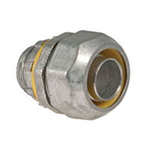 Liquid Tight Connectors, Straight, Zinc