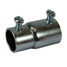 Couplings,Set Screw, EMT to Rigid/IMC, Steel