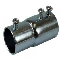 Couplings, Transition, Set Screw, EMT to Rigid/IMC, Steel
