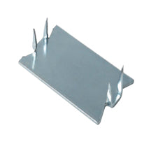Protector Plates, with Prongs, for Wood Studs, Steel